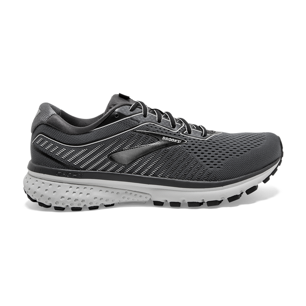 Brooks Men's Ghost 12 Black/Oyster