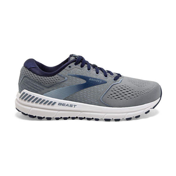 Brooks Men's Beast '20 Blue/Grey/Peacoat
