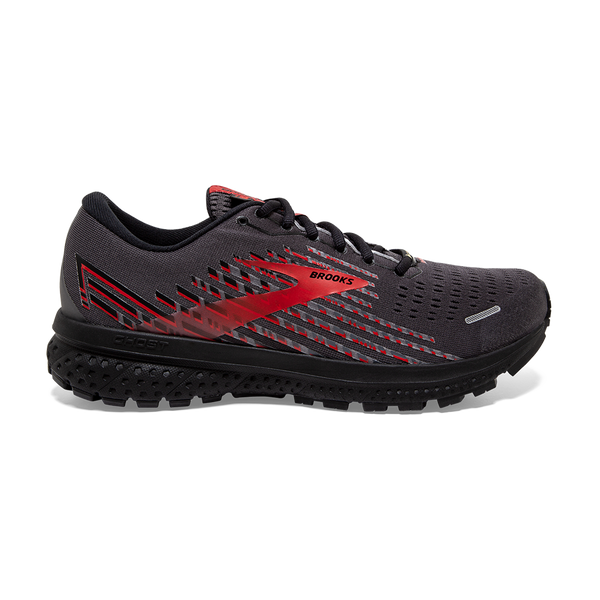 Brooks Men's Ghost 13 GTX Black/Red