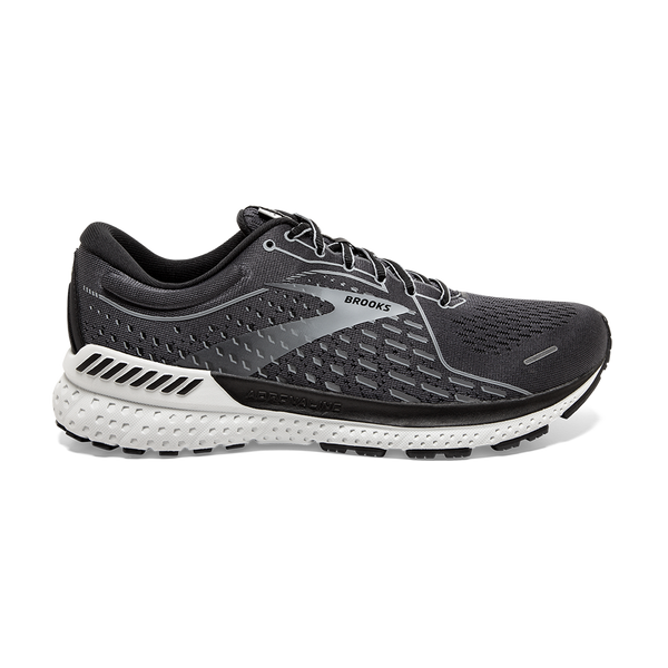 Brooks Men's Adrenaline GTS 21 Blackened Pearl