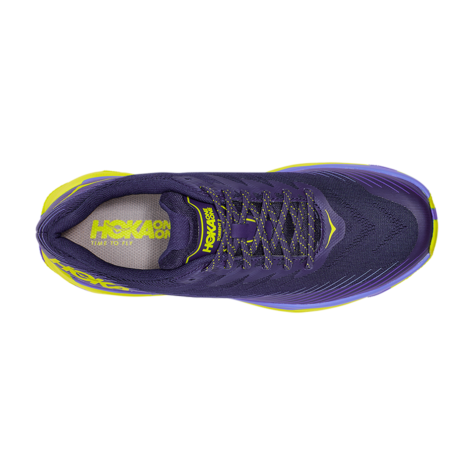 Hoka One One Men's Torrent 2 Black Iris/Evening Primrose