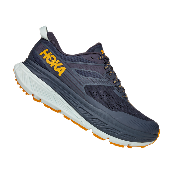 Hoka One One Men's Stinson ATR 6 Ombre Blue/Saffron