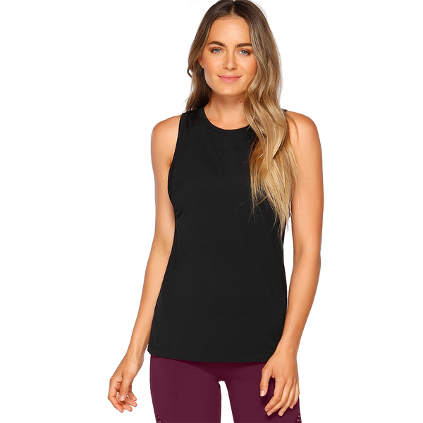 845bd41ef0be5 Lorna Jane Women s Ryder Active Tank Black