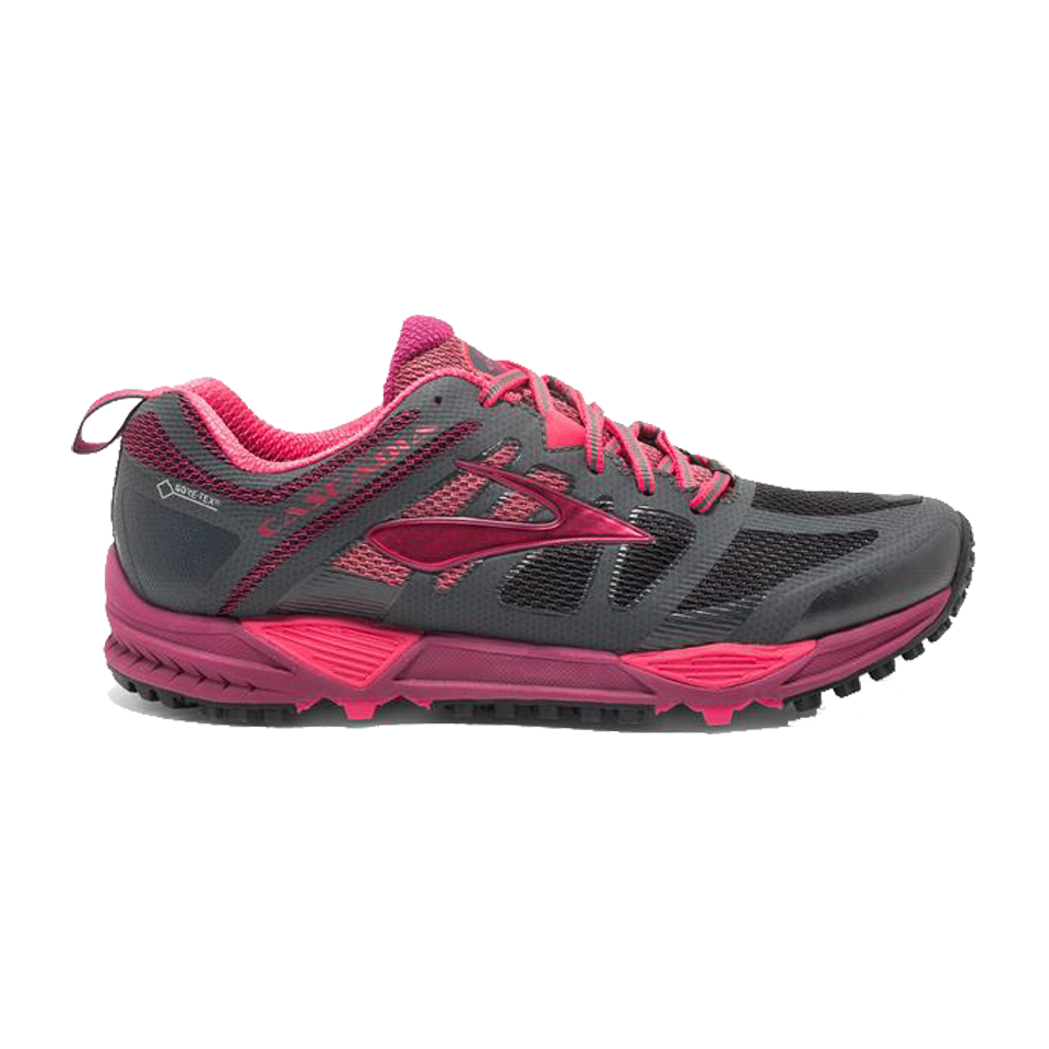 8a1146cc4995b Brooks Women s Cascadia 11 GTX Antracite - Play Stores Inc