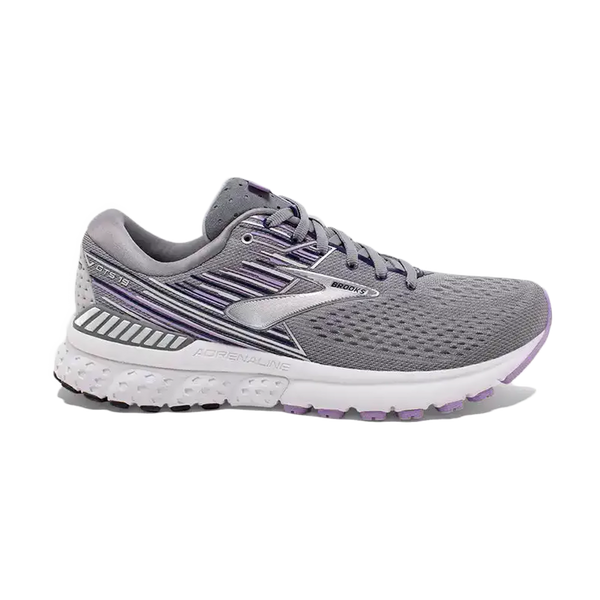Brooks Women's Adrenaline GTS 19 Grey/Lavender