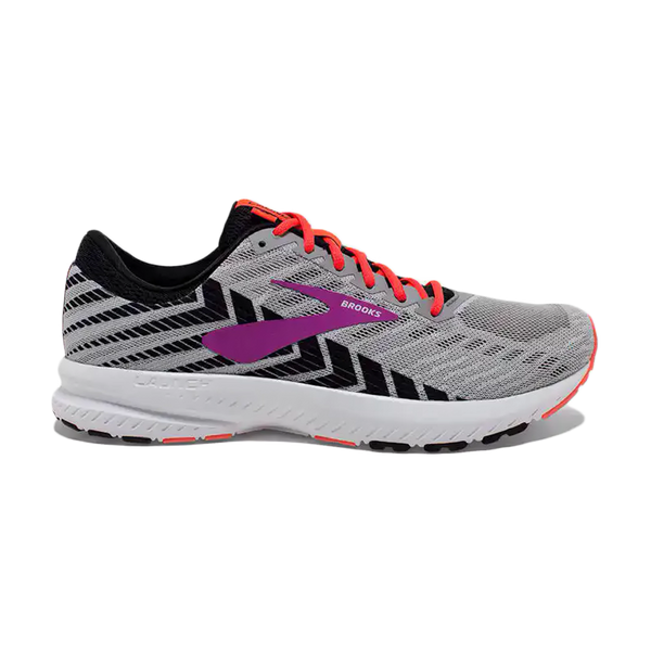 Brooks Women's Launch 6 Grey/Black