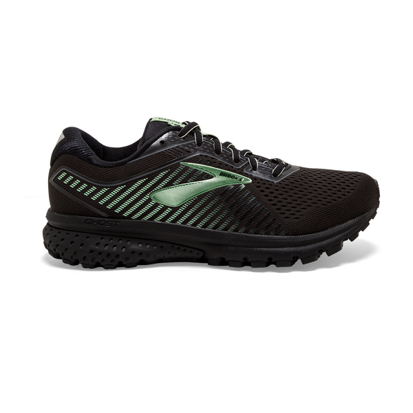 Brooks Womens Ghost 12 GTX Black/Aqua