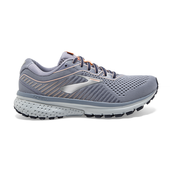 Brooks Women's Ghost 12 Granite/Peach
