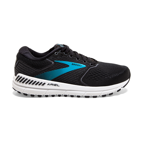 Brooks Women's Ariel '20 Black/Ebony/Blue