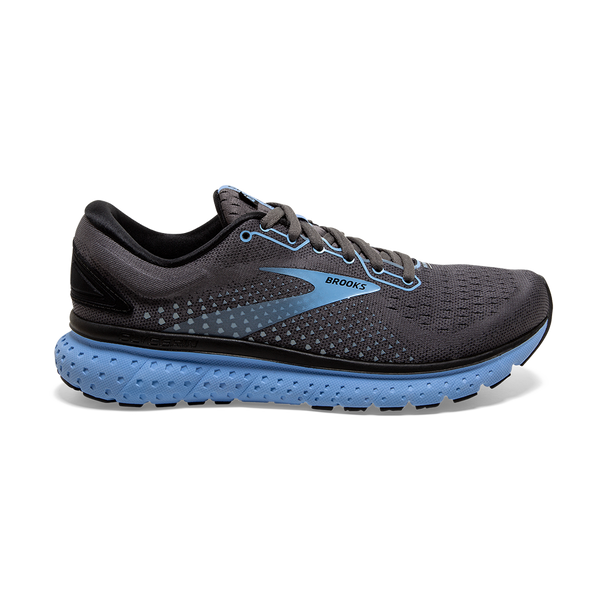 Brooks Women's Glycerin 18 Black/Ebony/Cornflower