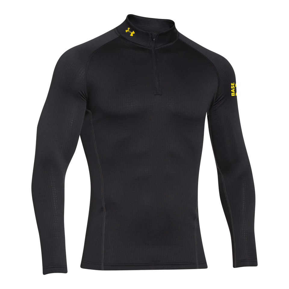 Under Armour Men's Base 2.0 1/4 Zip Black