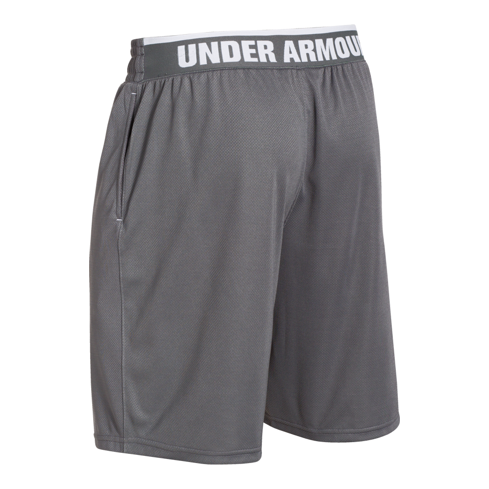 "Under Armour Men's 10"" Reflex Short Grey"