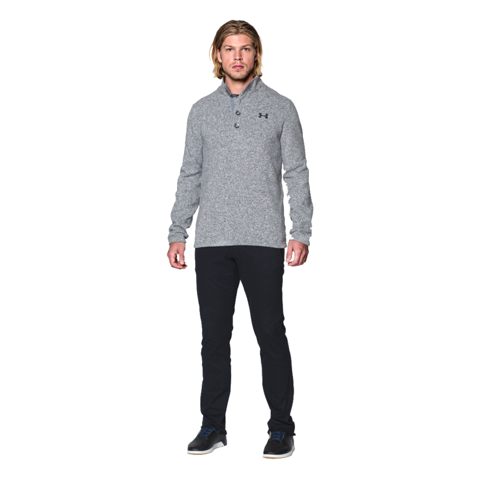 Under Armour Men's Specialist Storm Sweater Grey