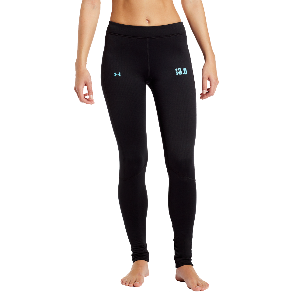 Under Armour Women's 3.0 Baselayer Black