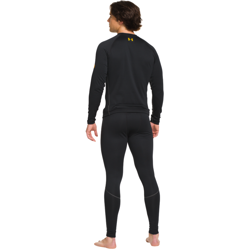 Under Armour Men's Baselayer 2.0 Crew Black