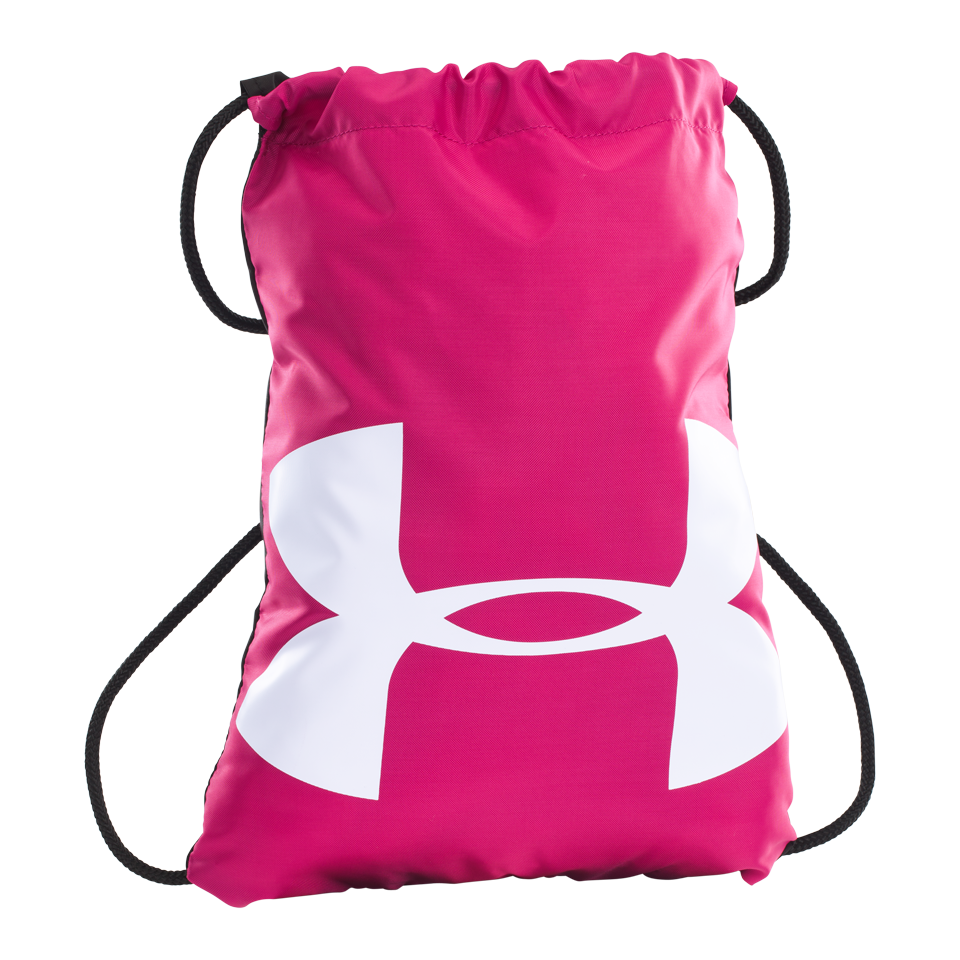 Under Armour Ozsee Sackpack Pink/Black