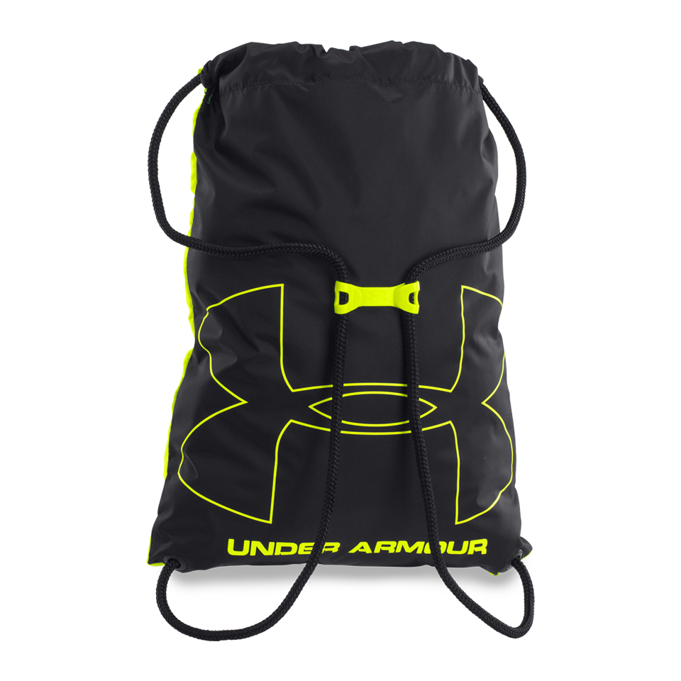 Under Armour Ozsee Sackpack High-vis Yellow