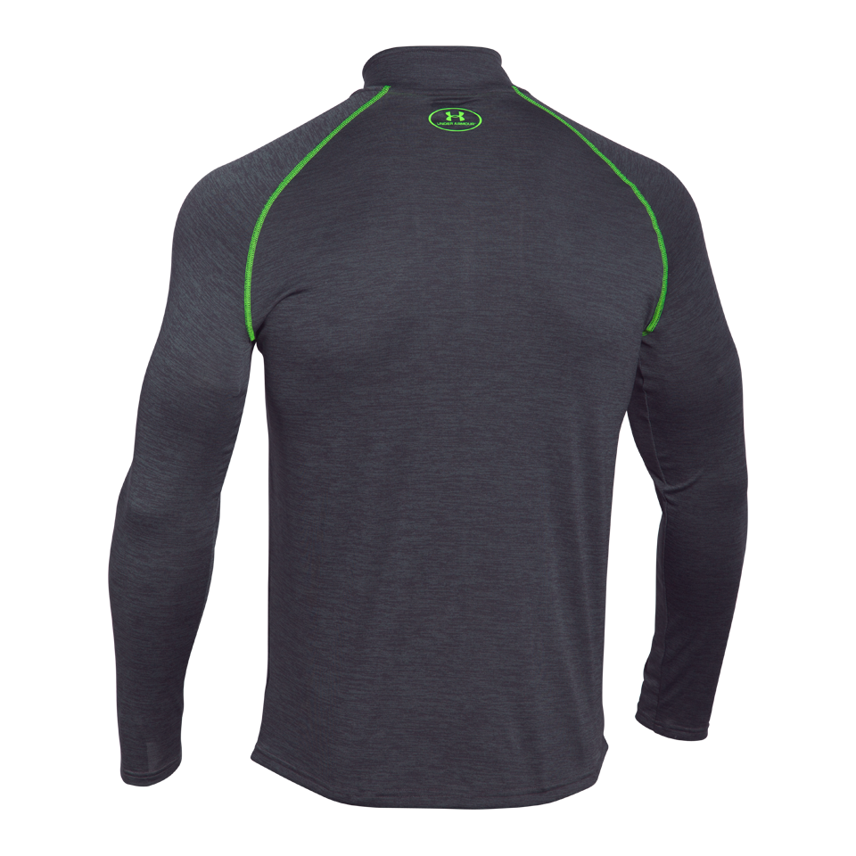 Under Armour Men's Tech 1/4 Zip Grey