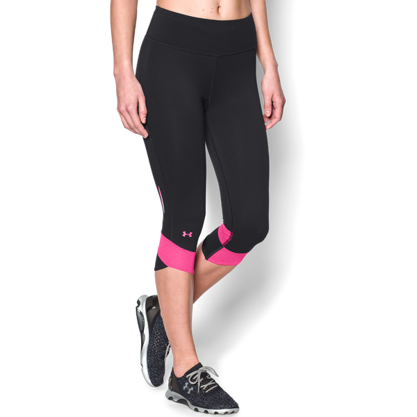 Under Armour Women S Fly By Compression Running Capri