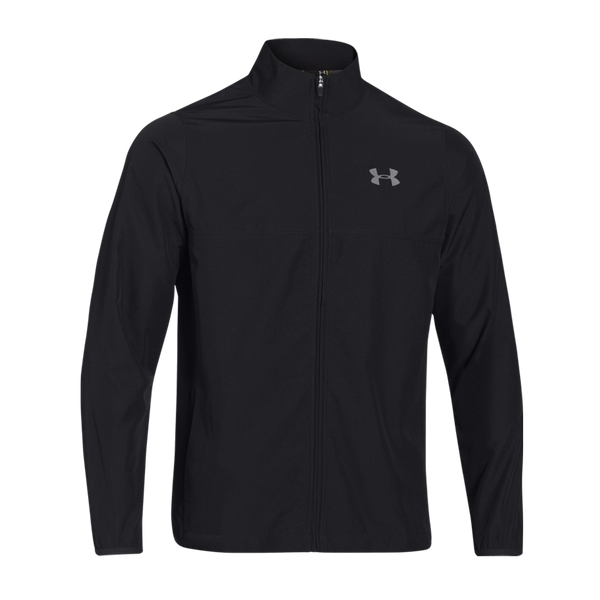 Under Armour Men's Vital Warmup Jacket Black
