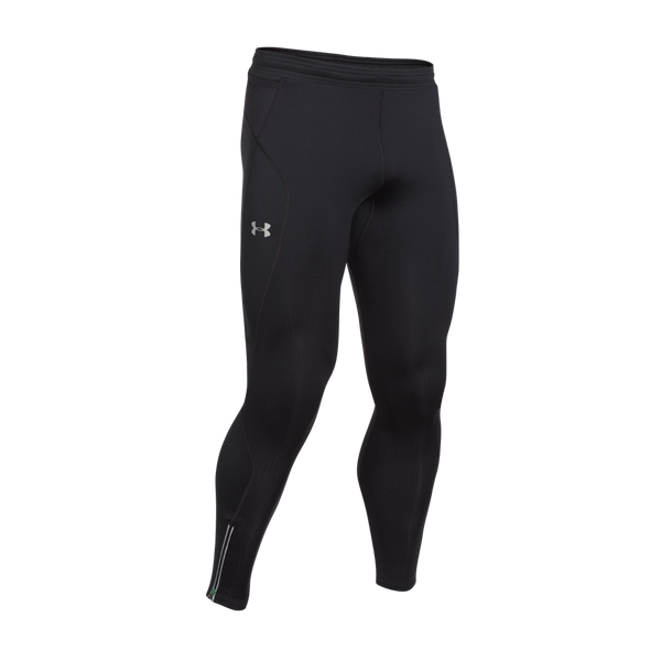 Under Armour Men's ColdGear Infrared Running Tight Black
