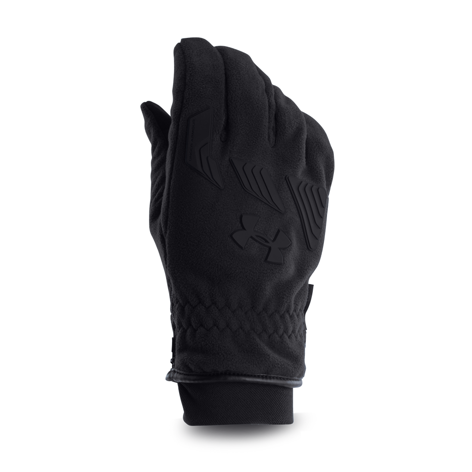 Under Armour Men's ColdGear Infrared Storm Convex Glove Black