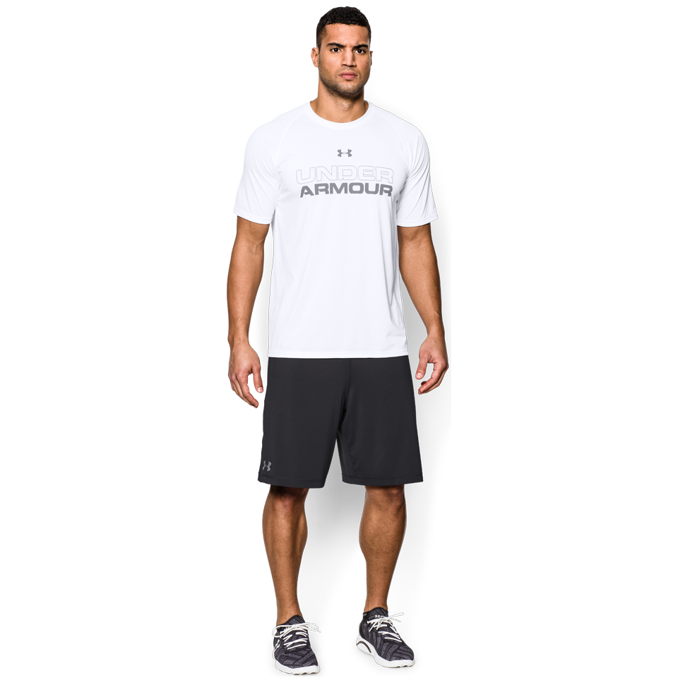 "Under Armour Men's Raid 10"" Short Black"