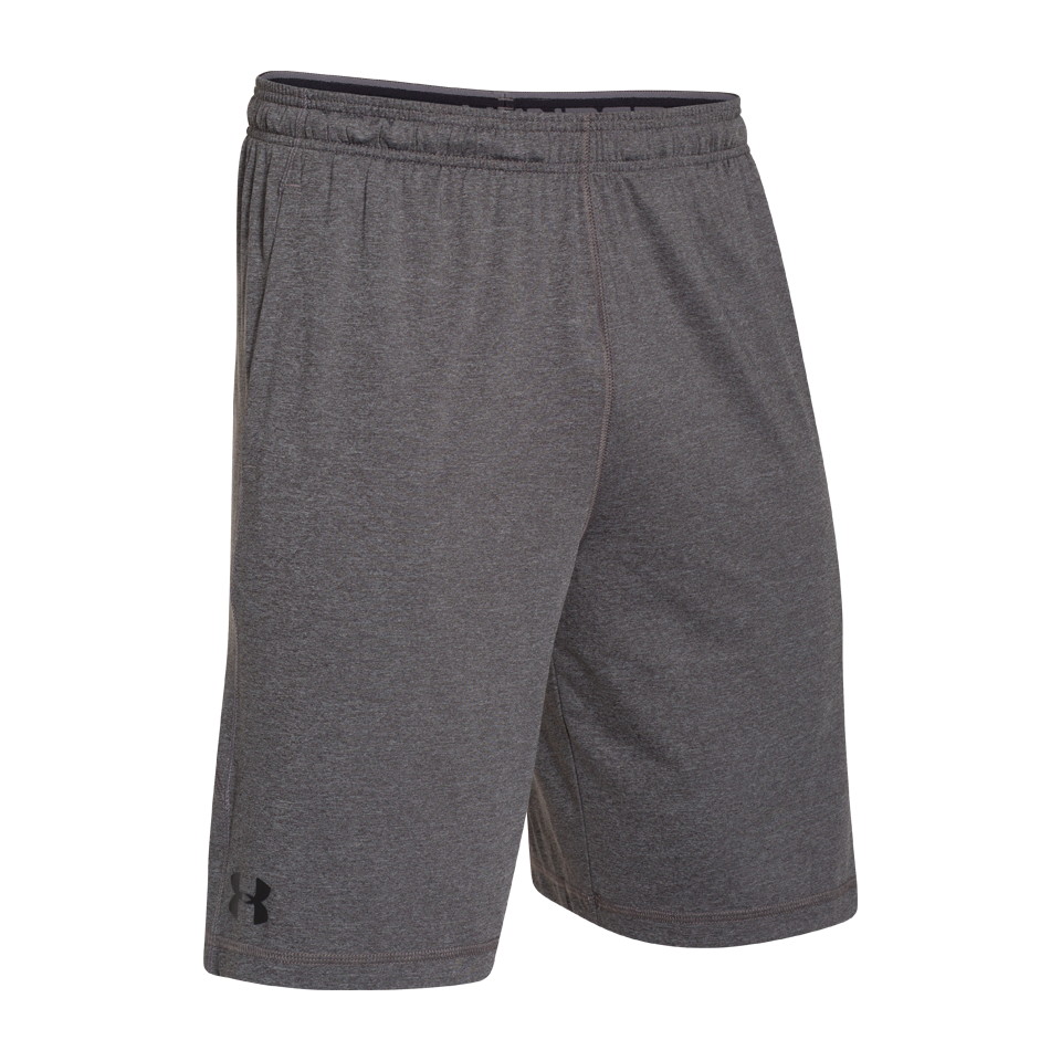 "Under Armour Men's Raid 10"" Short Carbon Heather"