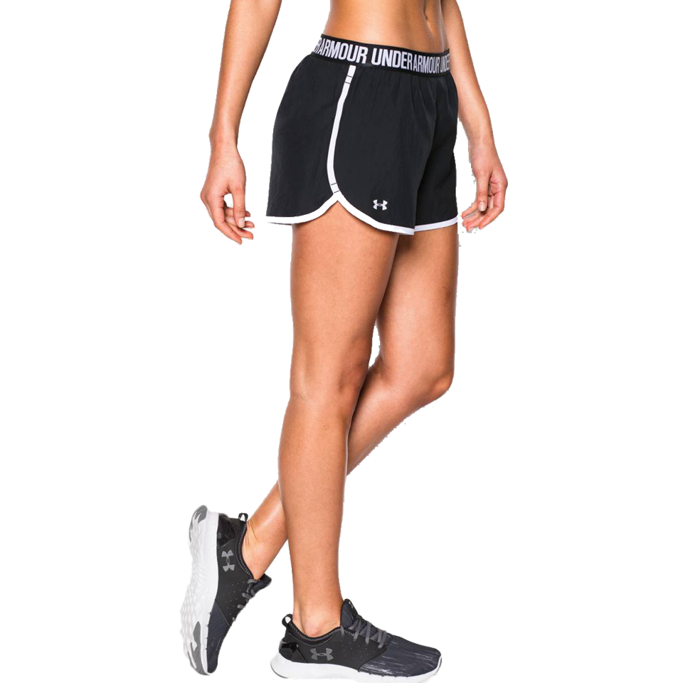Under Armour Women's Perfect Pace Short Black