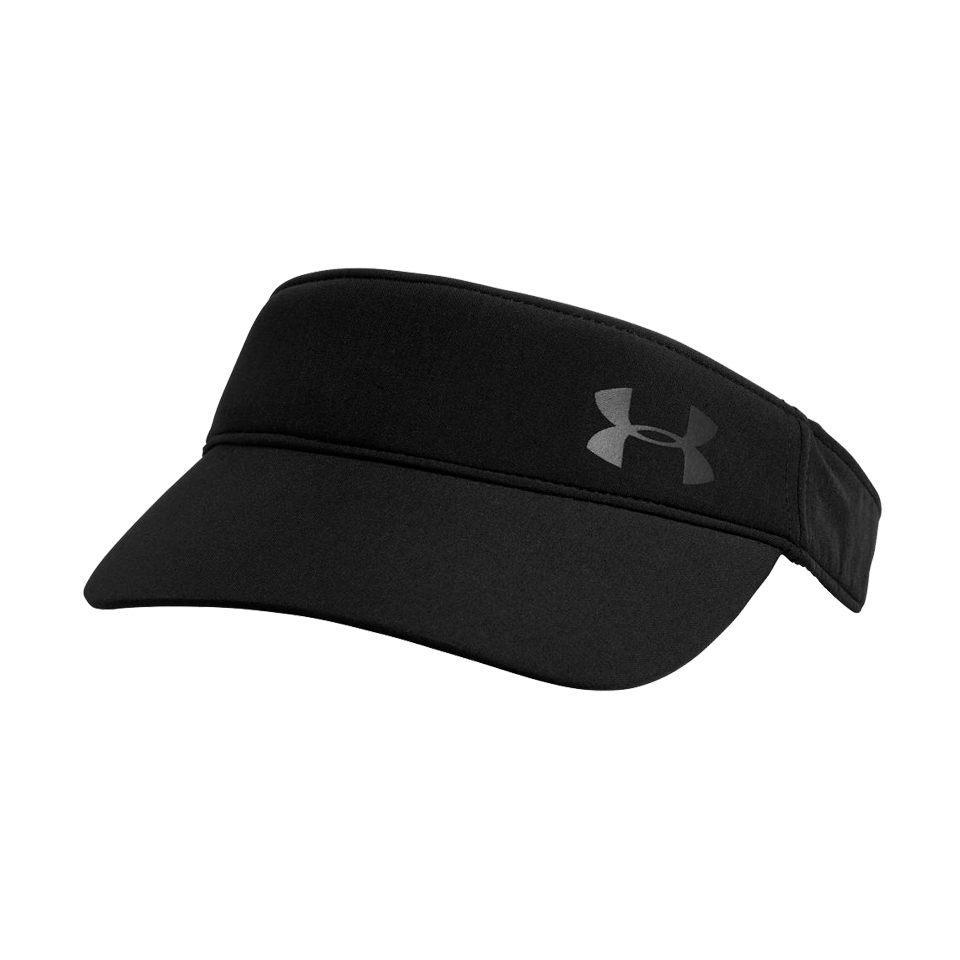 Under Armour Women's Fly By Visor Black