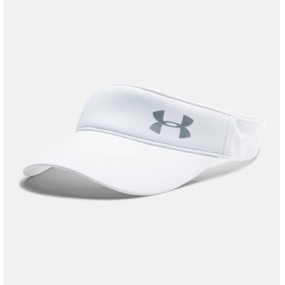 Under Armour Women's Fly By Visor White