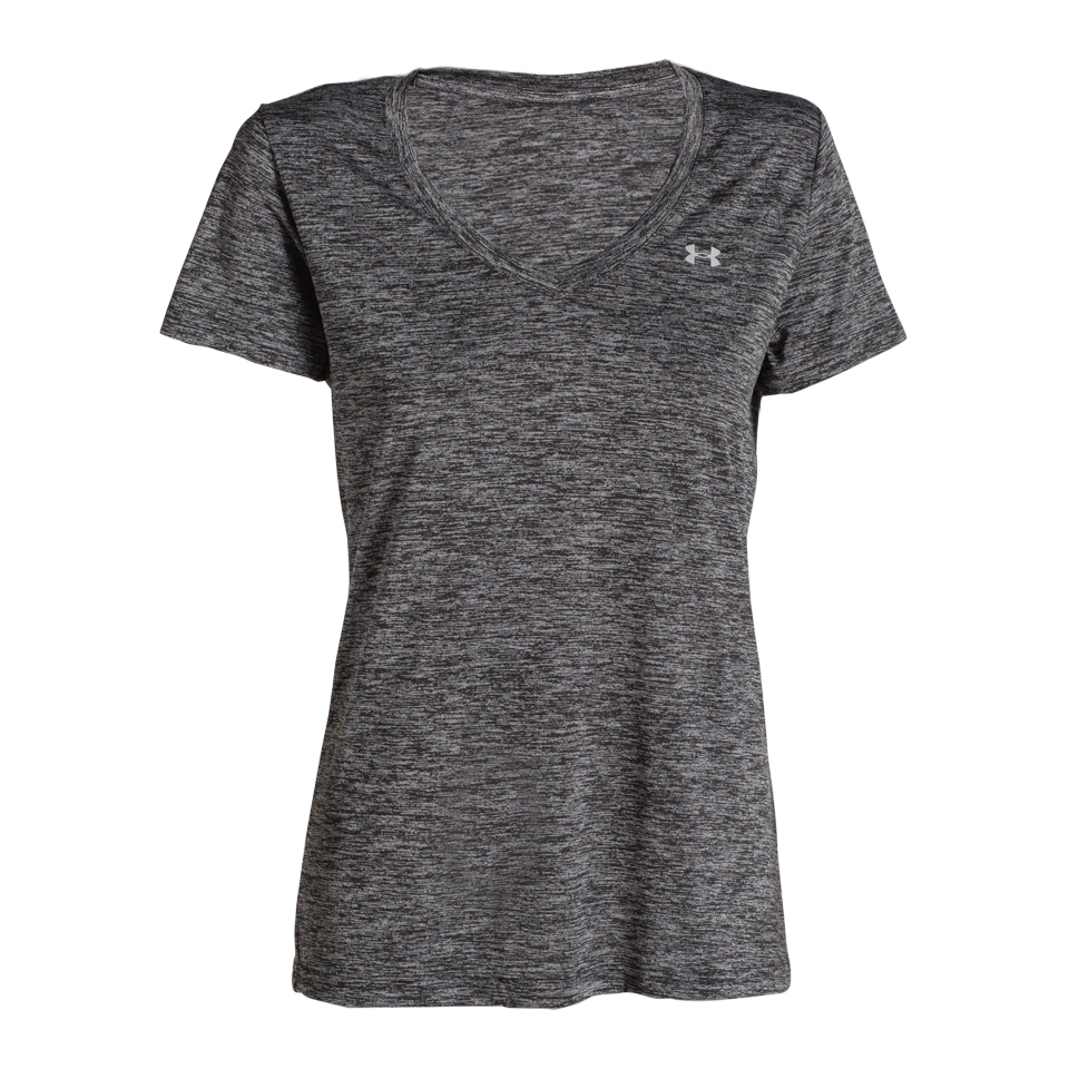 Under Armour Women's Heat Gear Tech V-Neck