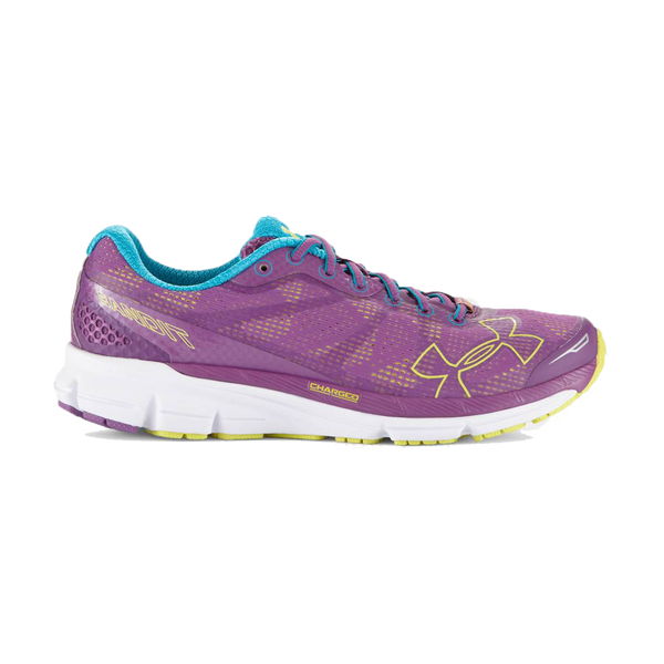 Under Armour Women's Charged Bandit Impulsive Purple
