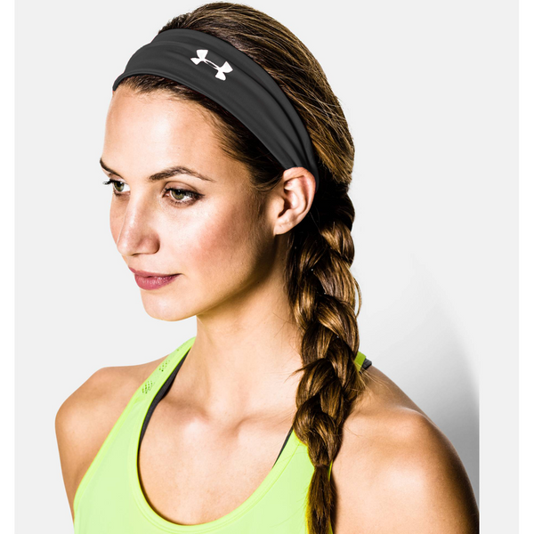 Under Armour Women's Fly Fast Headband Black