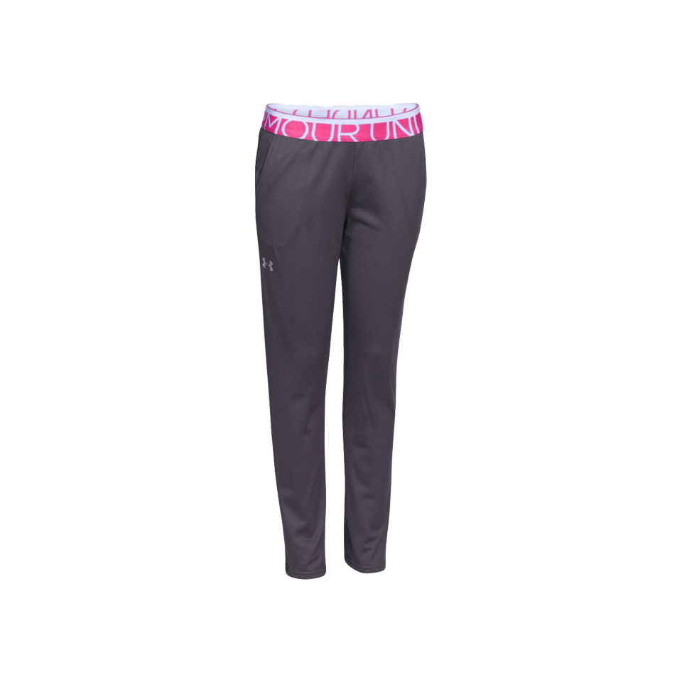Under Armour Girls Eliminate Pant Grey