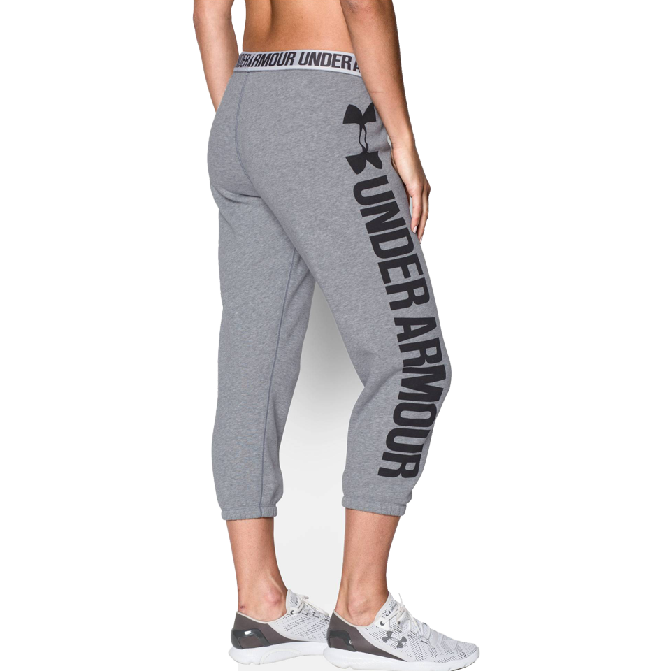 Under Armour Women's Favourite Capri True Grey Heather
