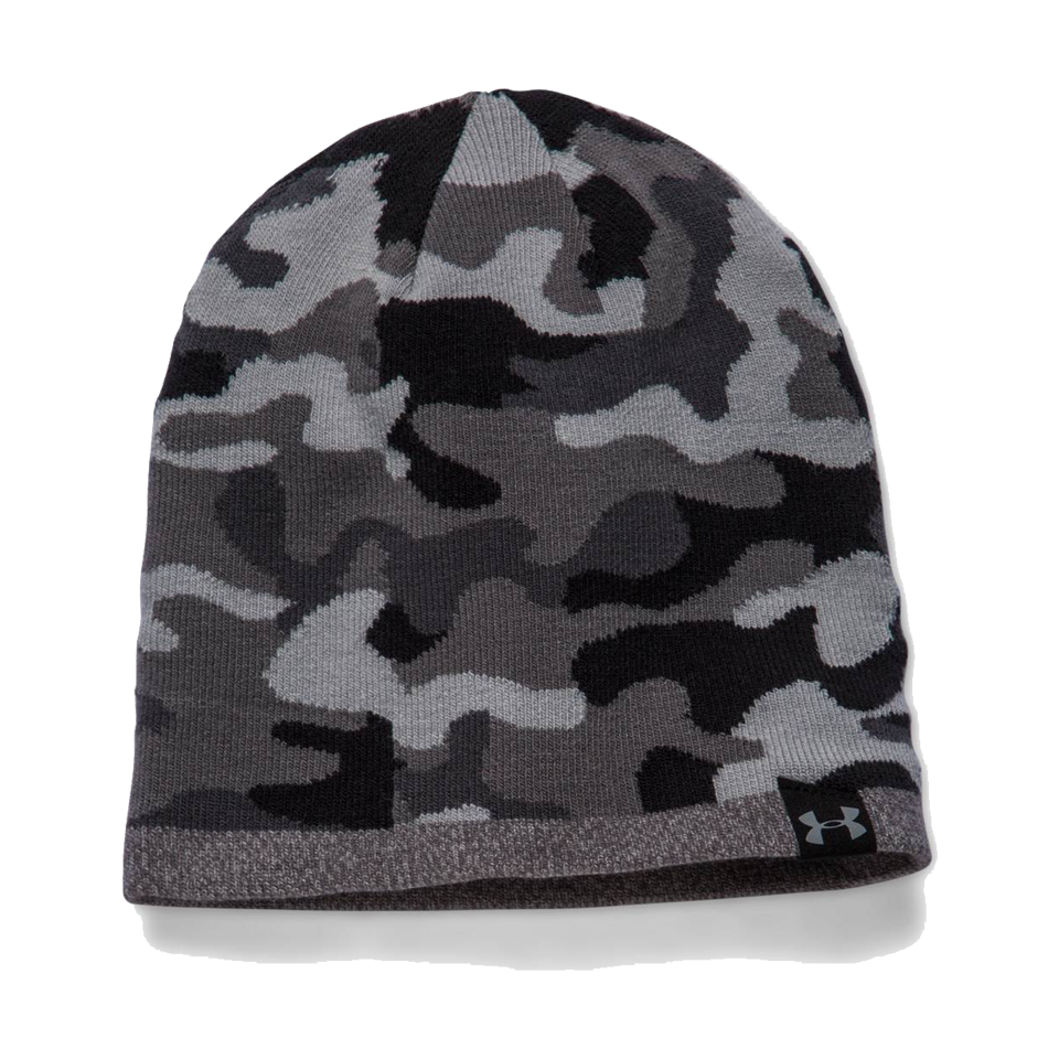 Under Armour Men's Reverse Camo Beanie Canvas