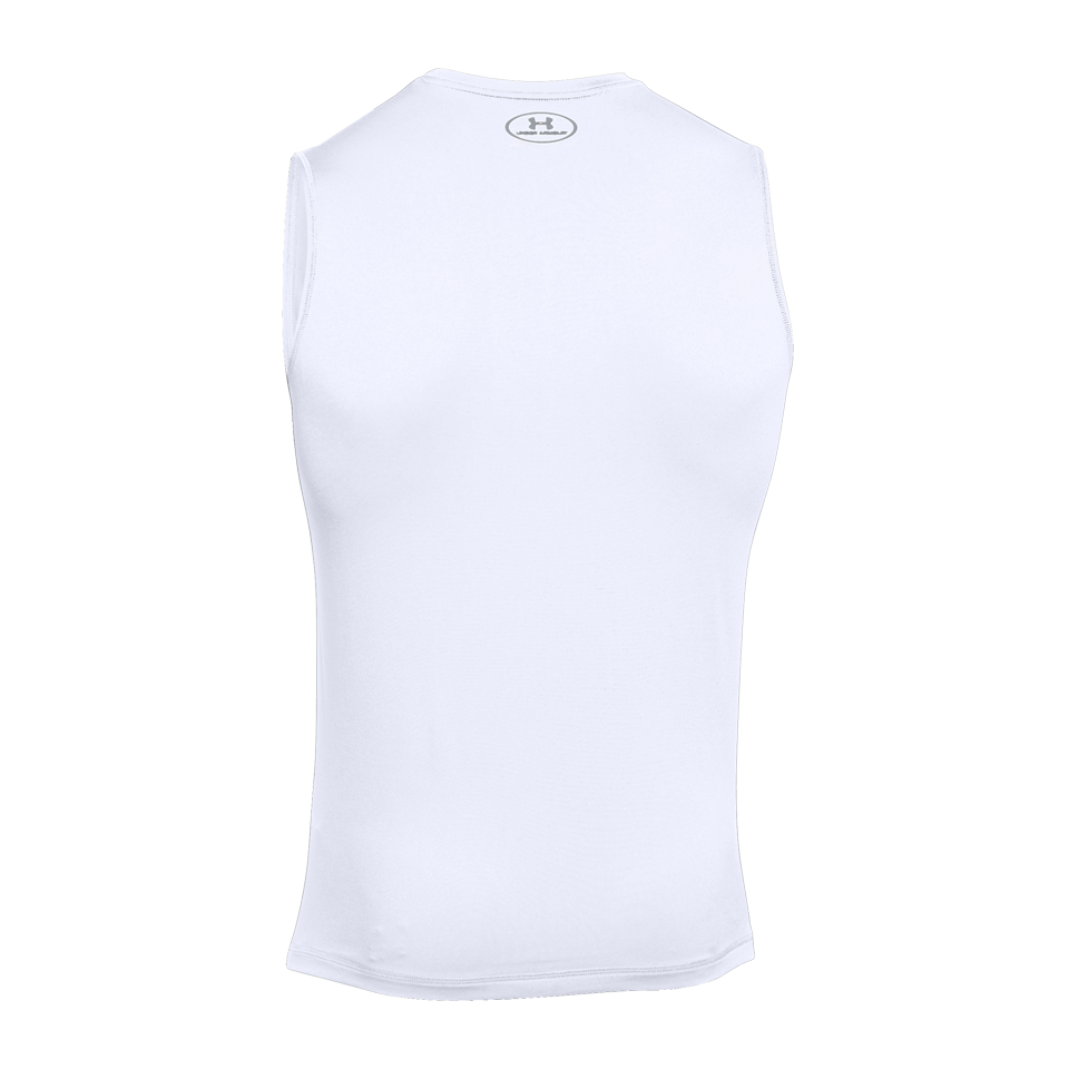Under Armour Men's Tech Tank White