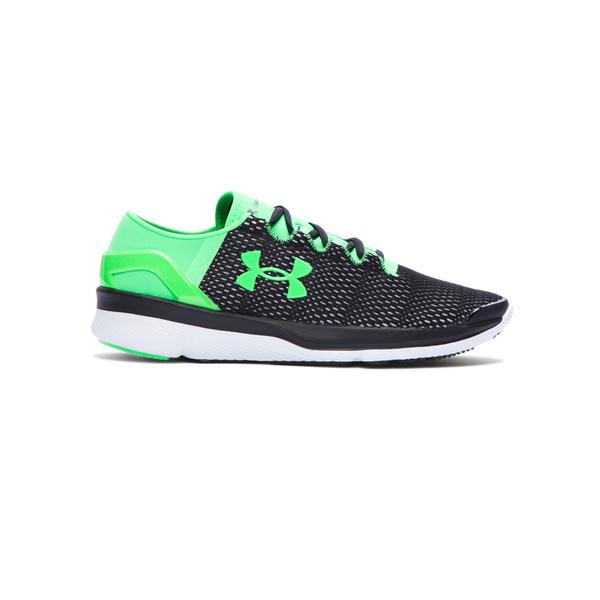 Under Armour Kids Grade School SpeedForm Apollo 2 Black