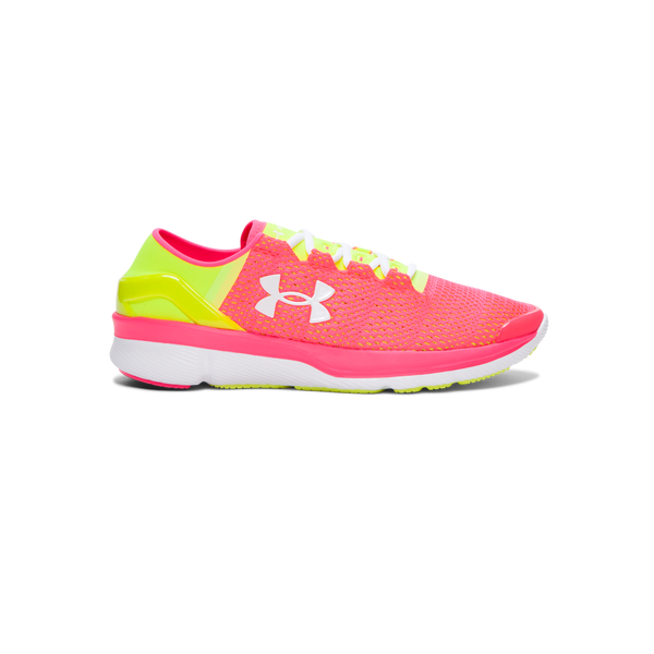 Under Armour Girls SpeedForm Apollo II Red