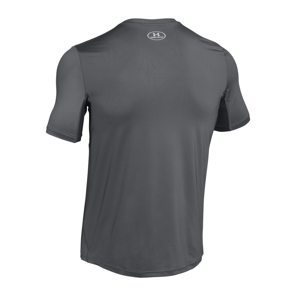 Under Armour Men's CoolSwitch Short Sleeve Tee Graphite
