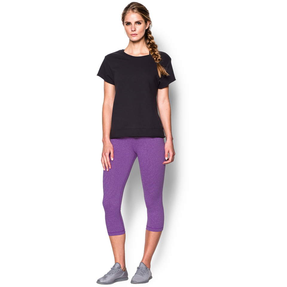 Under Armour Women's Shape Shift Capri Mega Magenta