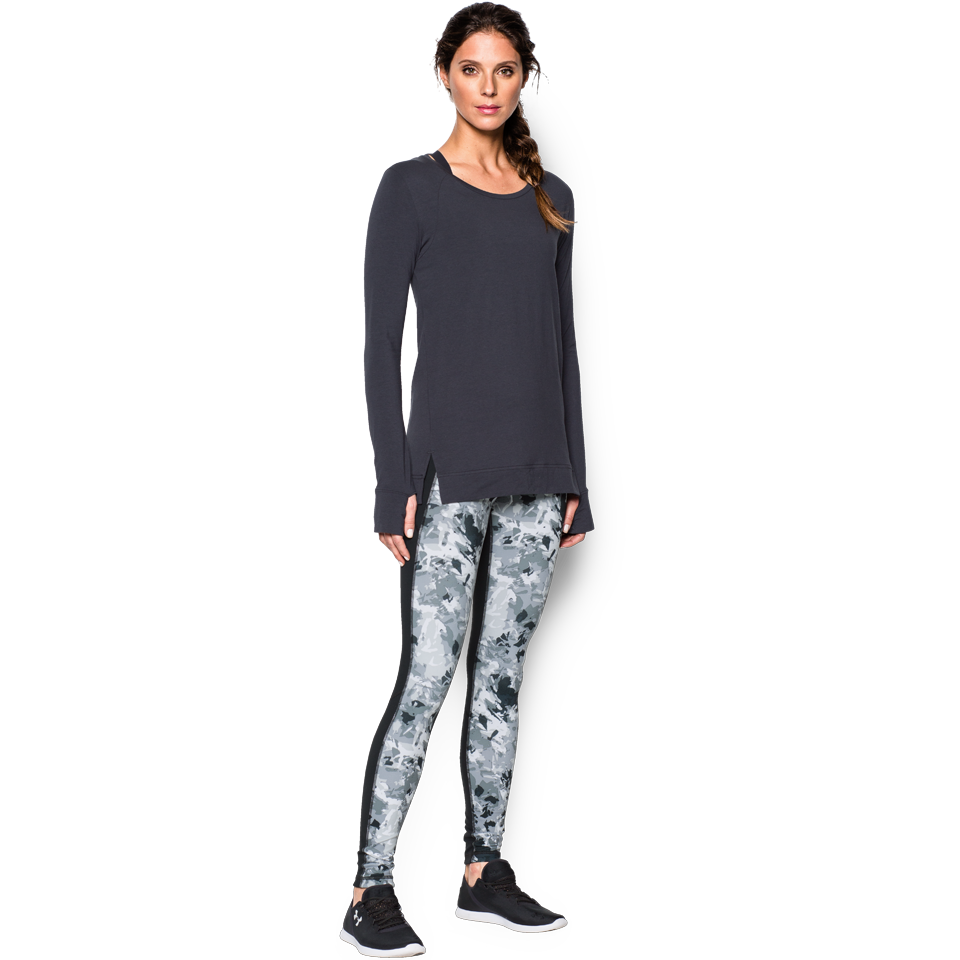 Under Armour Women's Shape Shift Legging Black Print