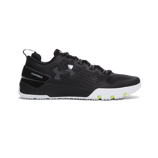 Under Armour Men's Charged Ultimate Black