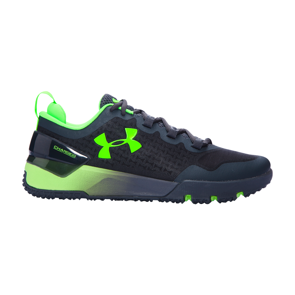 Under Armour Men's Charged Ultimate Stealth Grey