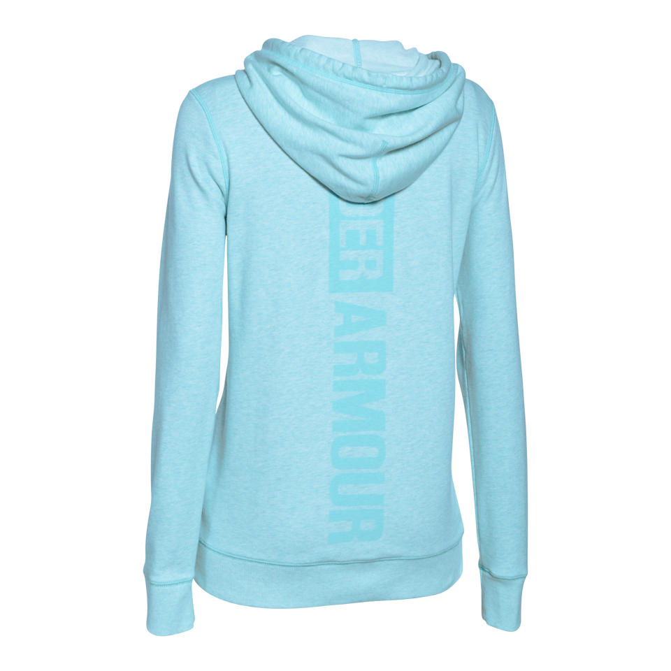 Under Armour Women's Favourite Pullover Sky Blue