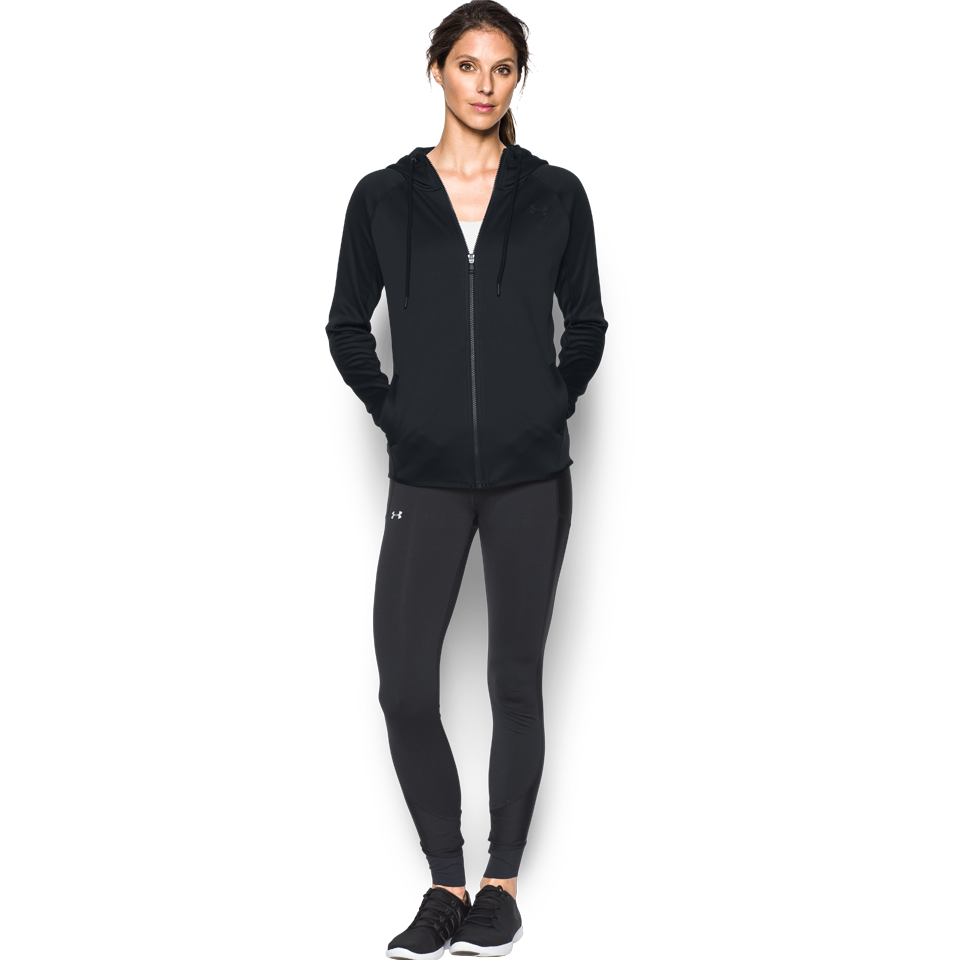 Under Armour Women's Storm Armour Fleece Lightweight Black