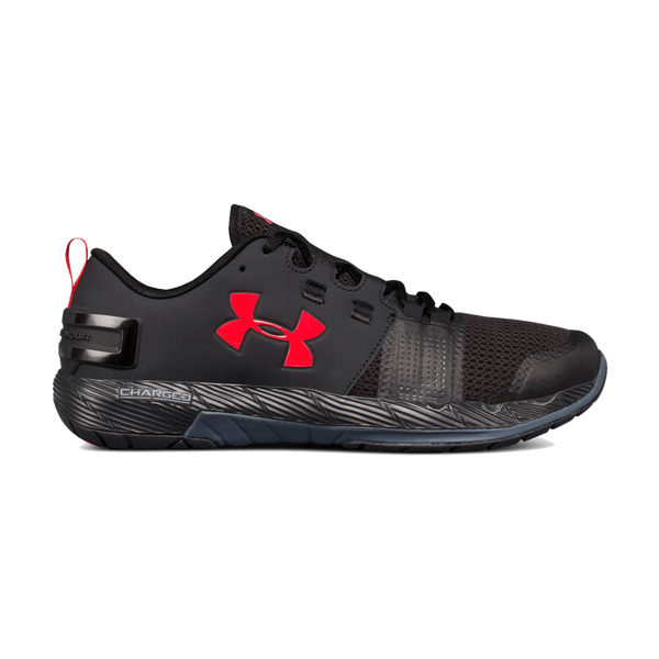 Under Armour Men's Commit TR Black/Red
