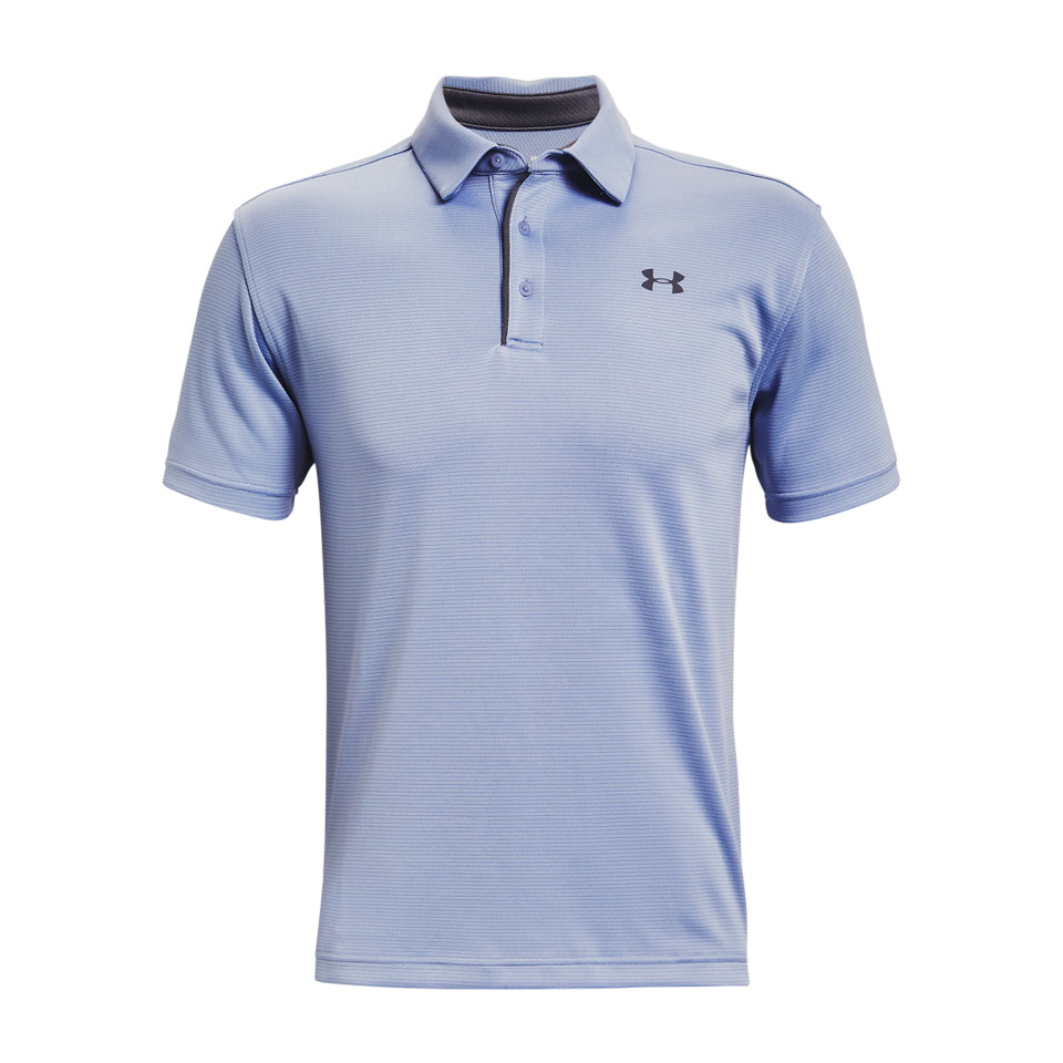 Under Armour UA Tech Polo Washed Blue
