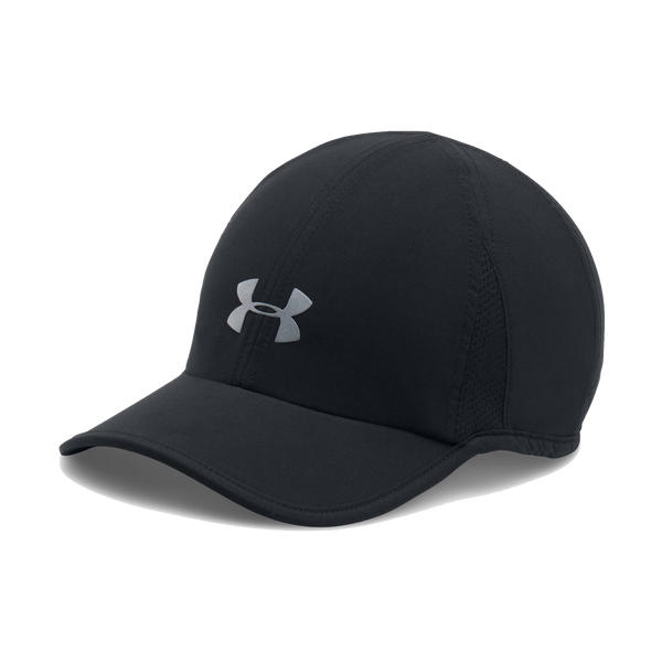 Under Armour Women's Shadow Cap 2.0 Black